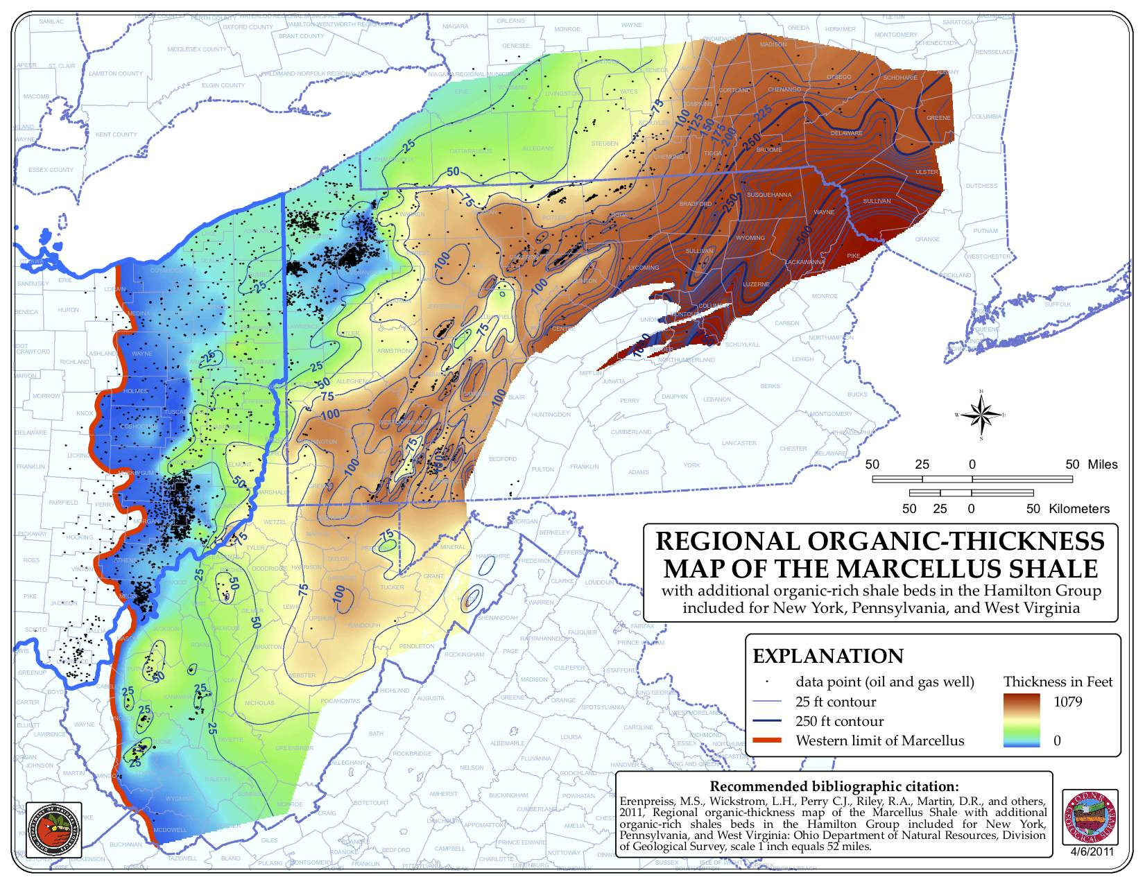 Area maps of the Marcellus and Utica Shale Play | Marcellus Utica